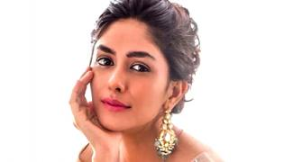 Mrunal Thakur finds this actor 'WAY TOO HOT'!