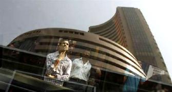 In one of worst daily falls, Sensex tanks 1,939 points