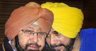 Why Sidhu gets to bat for Congress despite tantrums