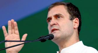 Act against Rahul for tweet seeking votes: BJP to EC