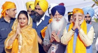 Akali Dal part of NDA: Punjab BJP chief