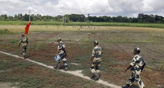 CBI books BSF officer over cattle smuggling