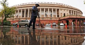 Monsoon session concludes 8 days ahead of schedule