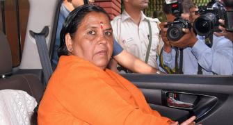 Uma Bharti tests COVID-19 positive