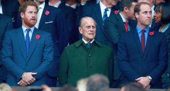 William, Harry pay tribute to 'extraordinary' grandpa