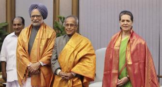 Pranab vs Sonia-Rahul: Who won?