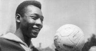 Pele @80: Milestones in the soccer legend's career