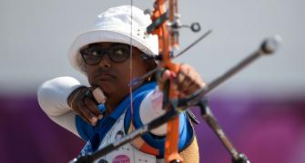 How archer Deepika is training to break Olympic jinx