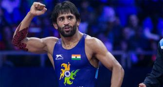 Bajrang wins gold and World No 1 ranking in Rome