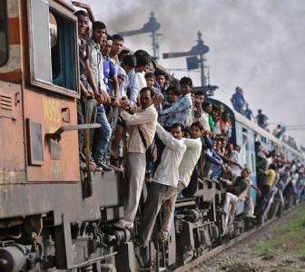 How Indian Railways fools India