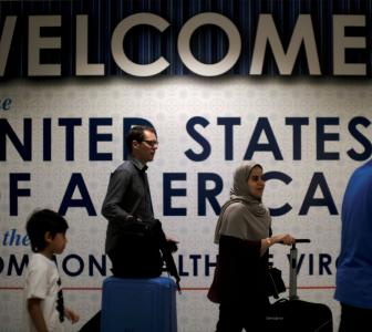US allows travel ban exemptions for IT, health sectors