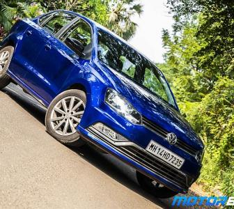 Volkswagen Ameo is a well-built car and fun to drive