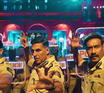 Bollywood's THREE HERO TREATS!