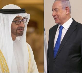 Israel, UAE strike pact to normalise relations