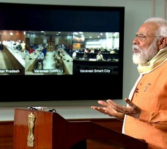 PM applauds UP for containing spread of Covid-19