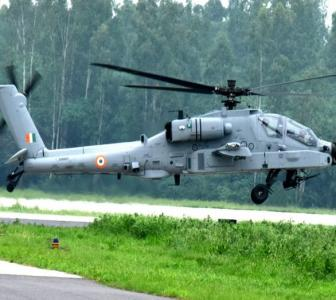 Amid LAC row, IAF receives delivery of Apache, Chinook