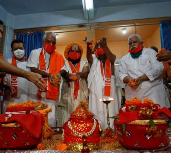 'Ram is not only for the Hindus, Ram is for everyone'