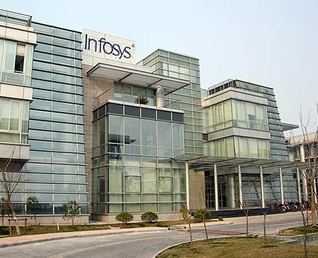 Infosys BPO in China.