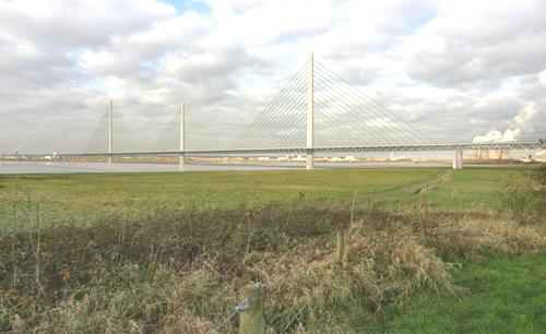 Mersey Gateway.