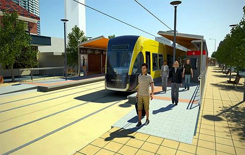 Gold Coast Rapid Transit.