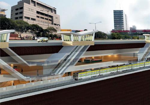 Jakarta Rapid Mass Transit System.