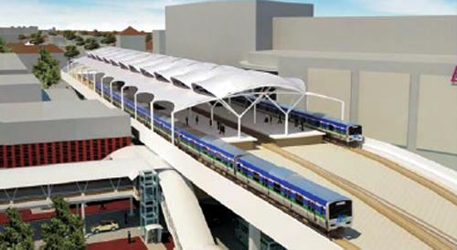 Jakarta Rapid Mass Transit System