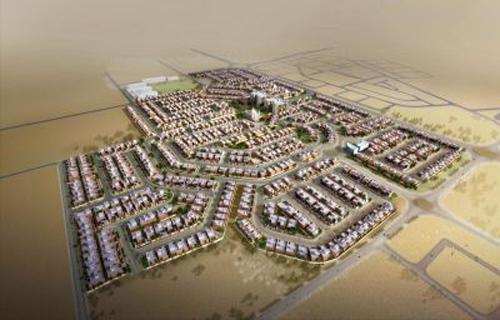 Bahrain Social Housing.
