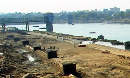 Sabarmathi Riverfront Development Project