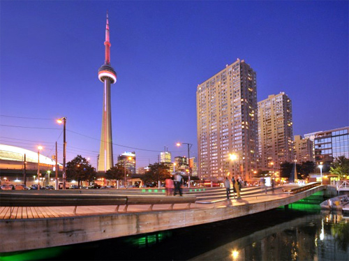 Waterfront Toronto.