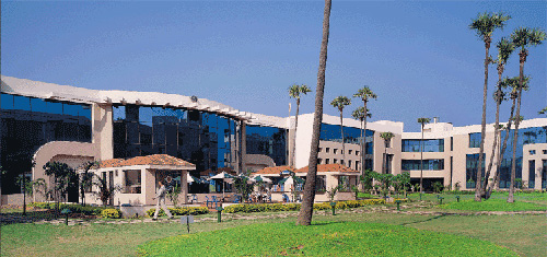 A tour across Infosys' impressive campuses