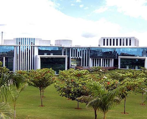 Infosys Mysore Campus.