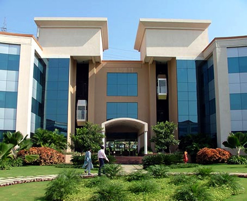 Infosys Hyderabad.