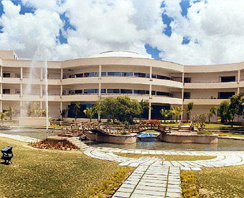 A view of the Infosys library.