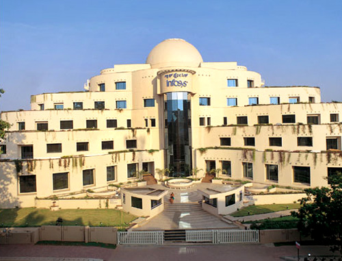 Infosys' Mangalore campus.