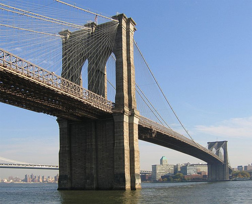 Brooklyn Bridge, New York, United States