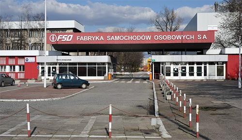 FSO S.A. in Warszaw, Poland.
