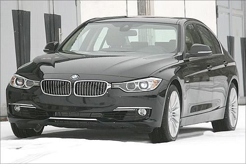 BMW 328i F30 2012.