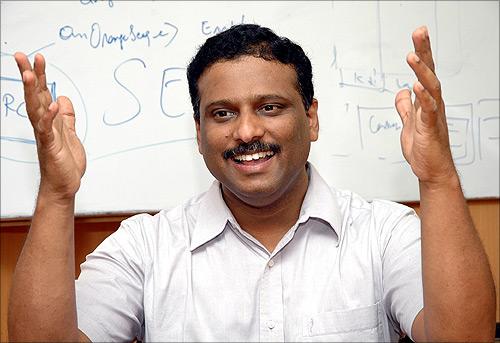 Suresh Sambandam.
