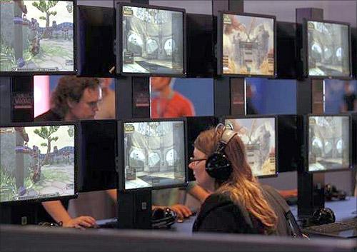 Gamescom 2012: A gamer's paradise