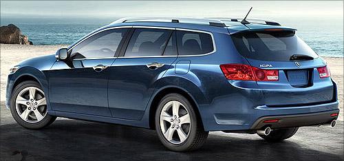Acura TSX Wagon.