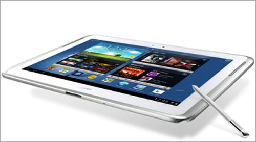 Samsung Galaxy Note 800.