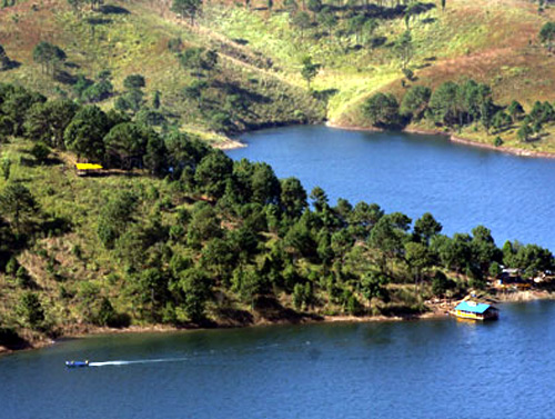 Umiam Lake.