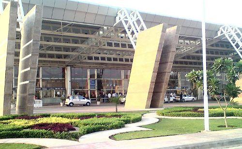 Jaipur International Airport.