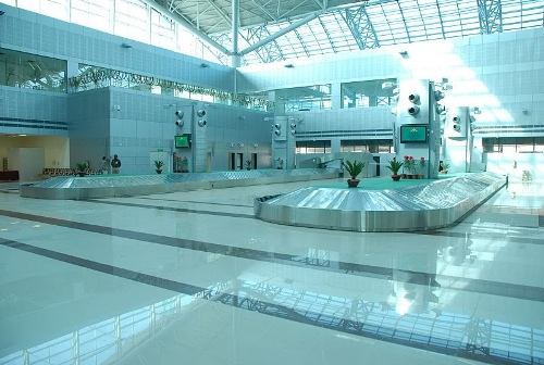 Sri Guru Ram Dass Jee International Airport.