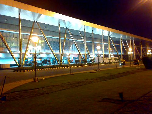 Sardar Vallabhbhai Patel International Airport.
