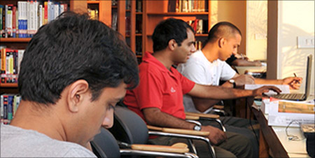 The Institute of Management Technology, Ghaziabad.