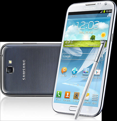 New Samsung Galaxy Note