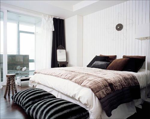 A flat in Bandra.