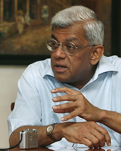 Deepak Parekh.