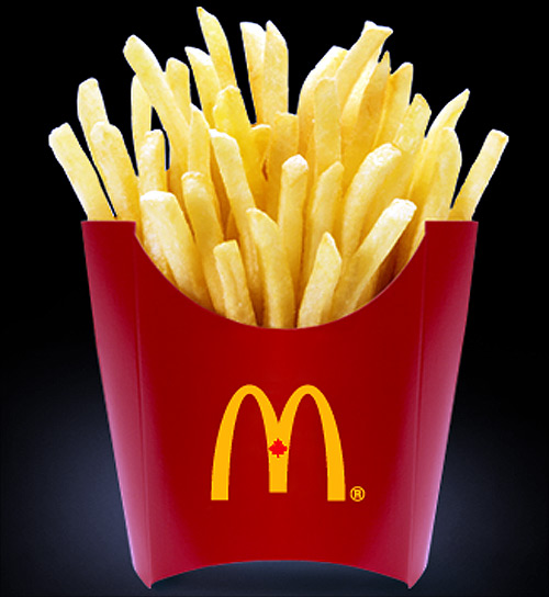 McDonald's fries.